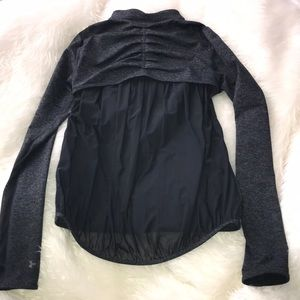 Under Armour Jacket with Sheer Back